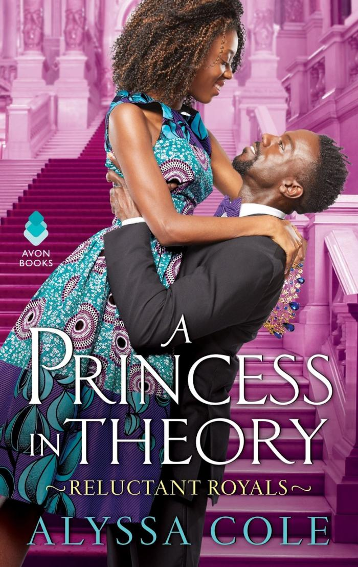 A Princess in Theory cover.jpg