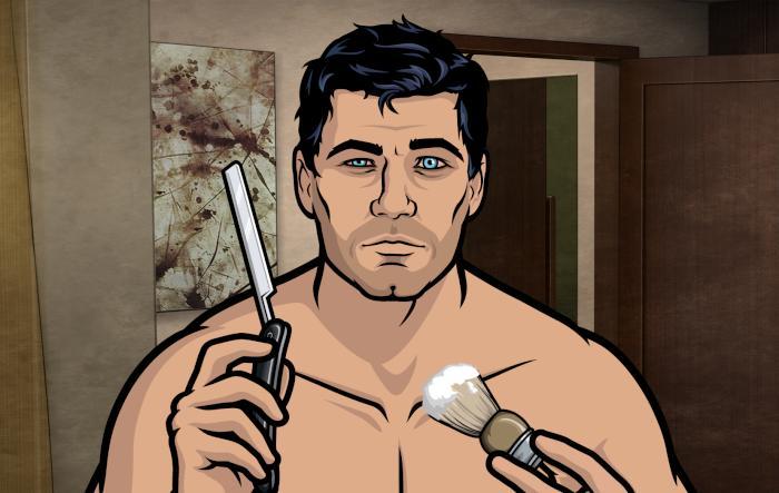 Archer Porn