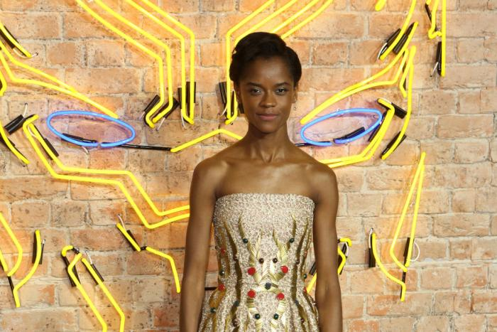 Letitia Wright Black Panther Premiere Getty.jpg