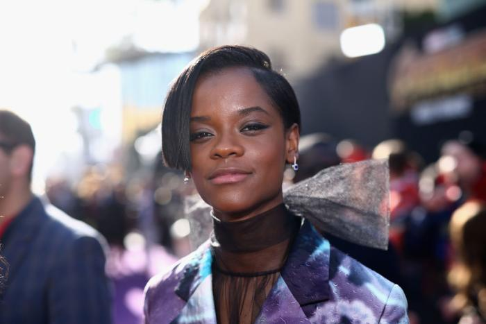 Letitia Wright Infinity War Premiere Getty.jpg