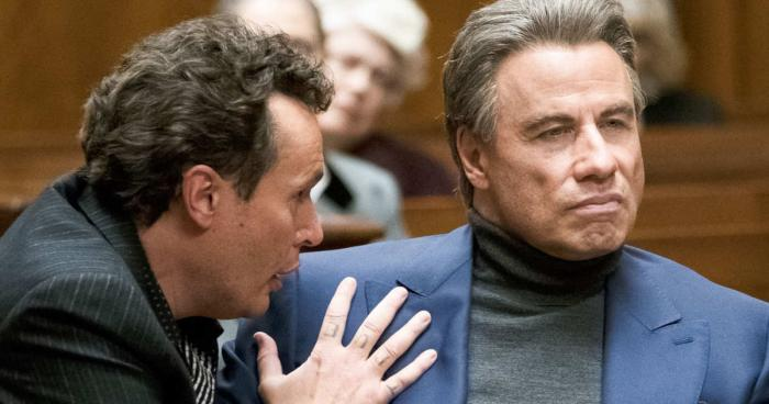 With A 0 Rotten Tomatoes Rating John Travolta S Gotti