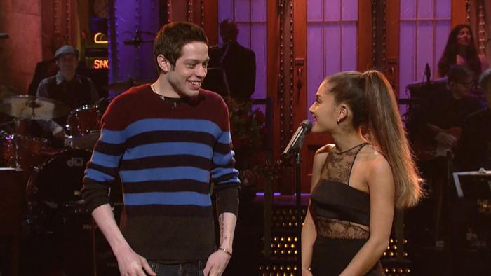 Ariana Grande Pete Davidson SNL.png