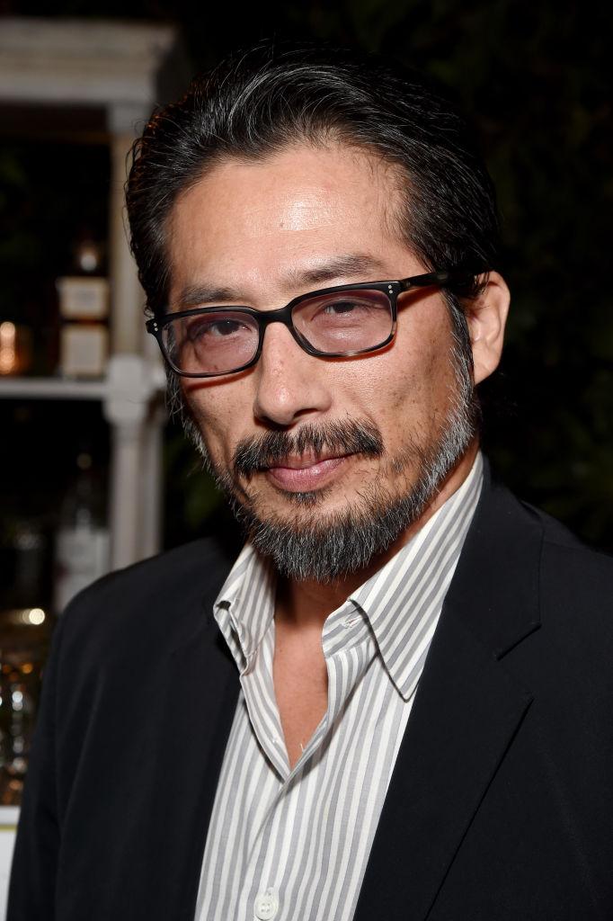 Hiroyuki Sanada body