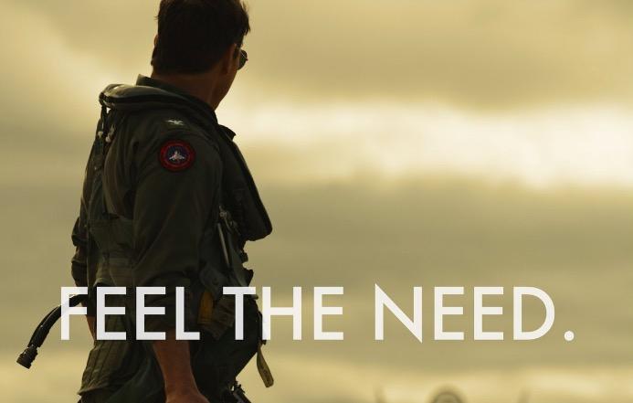 Tom Cruise Begins Production On Top Gun 2