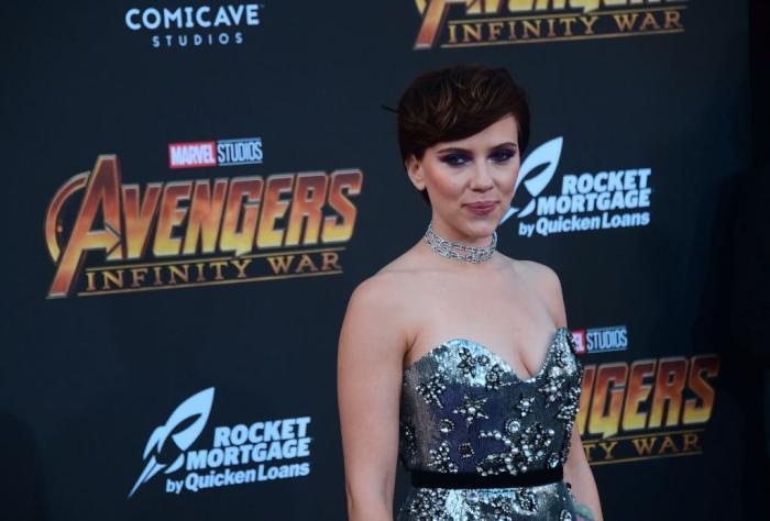 Scarlett Johansson Avengers Premiere Getty.jpg