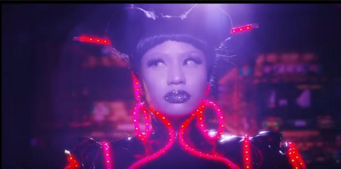 Nicki Minaj Chun Li