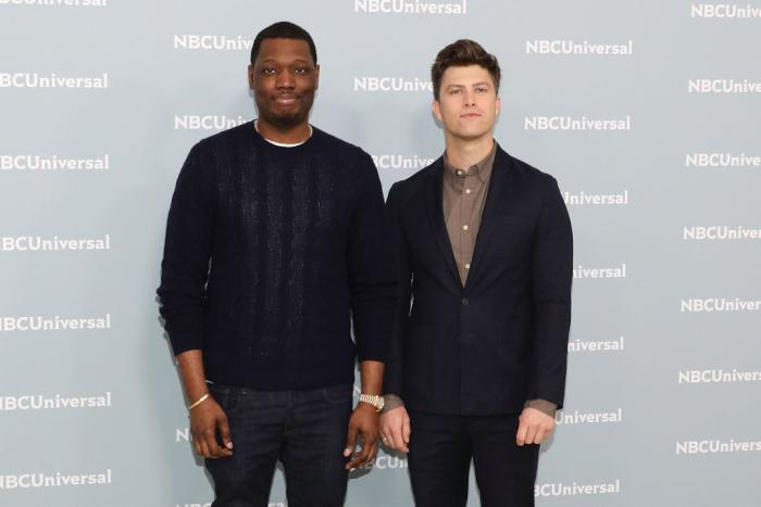 Snl And The Problem With Colin Jost And Michael Che
