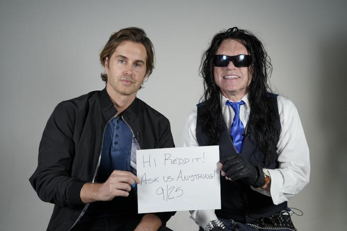 Tommy Wiseau And Greg Sestero S Reddit Ask Me Anything