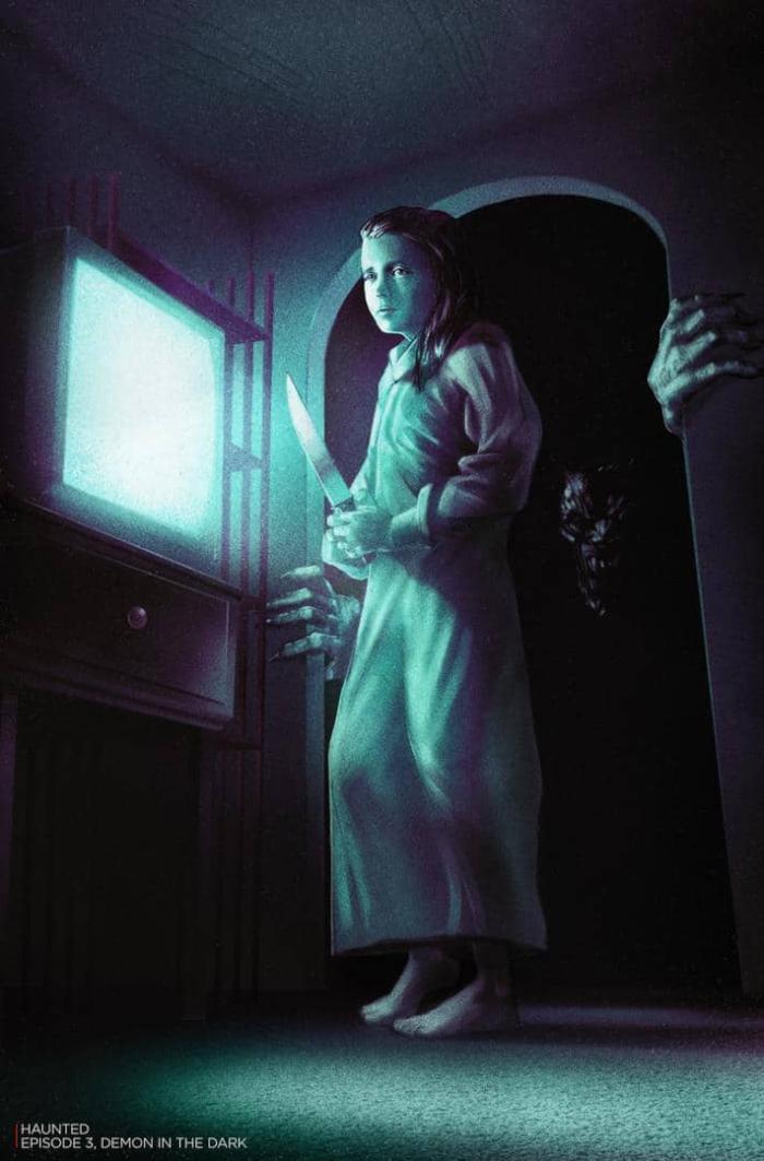 Netflix's 'Haunted' Will Sketch Your Nightmares On Reddit Today