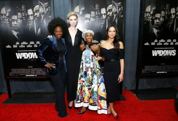 Widows premiere cast Getty.jpg