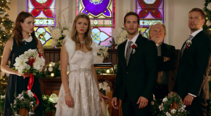 Christmas Wedding Planner.Review Netflix S Christmas Wedding Planner