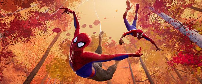 Review Spider Man Into The Spider Verse Is An Origin Story To