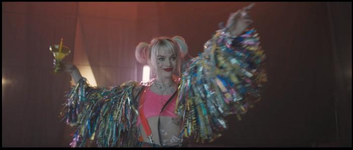 Margot Robbie Harley Quinn Birds of Prey trailer