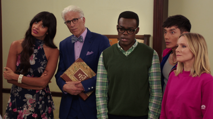 Image result for the good place soul squad