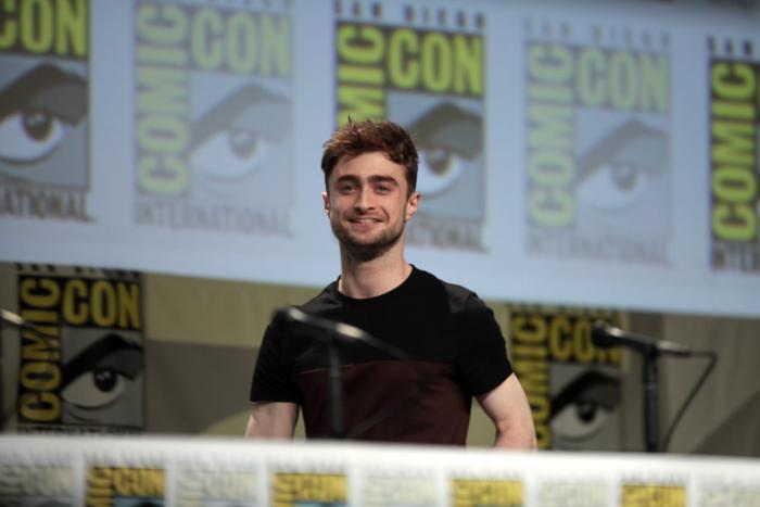 Daniel Radcliffe Comic Con