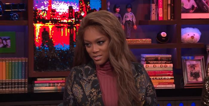 Tyra Banks Watch What Happens Live