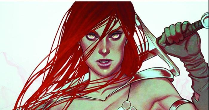 Red Sonja Dynamite Comics