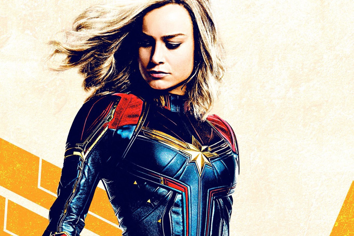Brie Larson Wants Fewer White Males On Captain Marvel Press Tour Here are all the different costumes captain marvel has had. pajiba