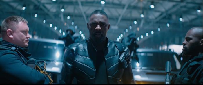 Idris Elba Hobbs and Shaw trailer