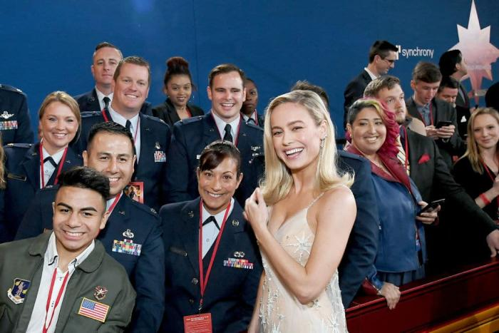 Brie Larson Captain Marvel Premiere Getty.jpg