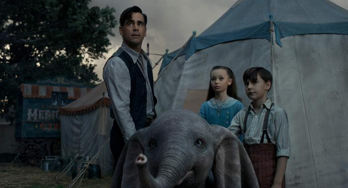 Image result for dumbo 2019