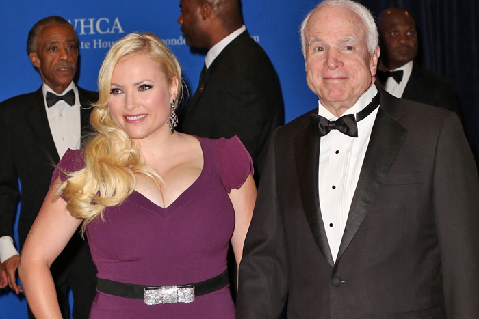 Meghan McCain Made the College Cheating Scandal All About