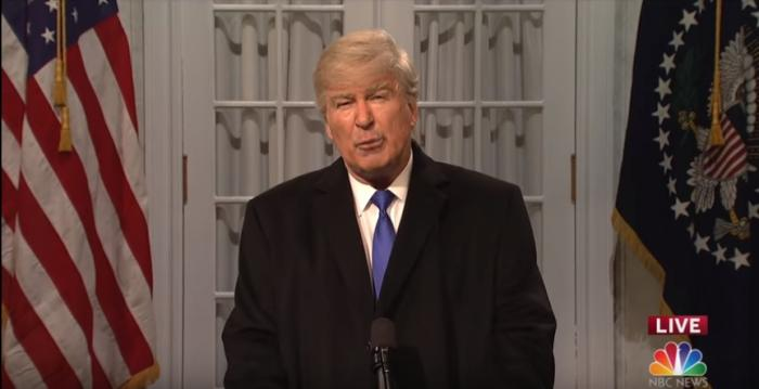SNL Alec Baldwin Trump YouTube