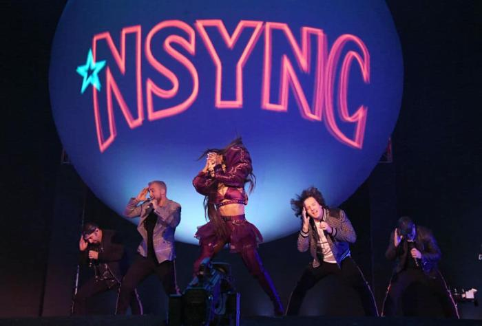 Image result for Ariana Grande NSYNC