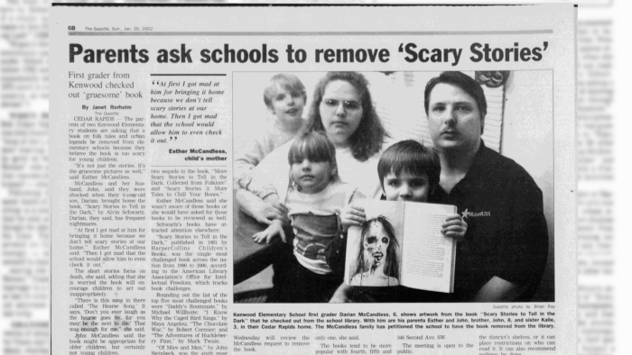 Review: 'Scary Stories' A Frightfully Disappointing Doc