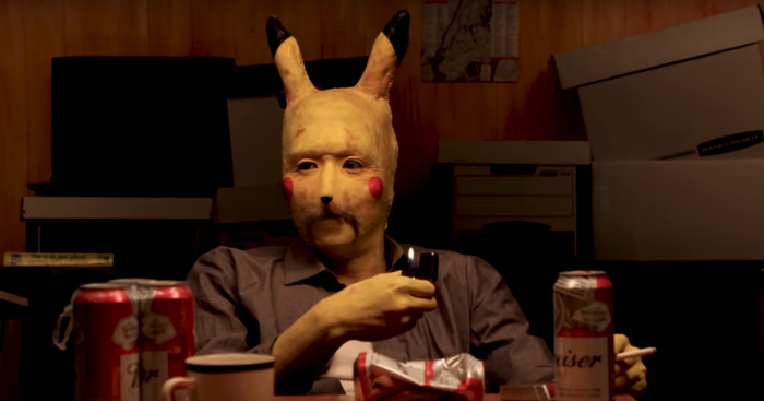 540f0816991f This  True Detective Pikachu  Mock Trailer is OH GOD KILL IT WITH FIRE!