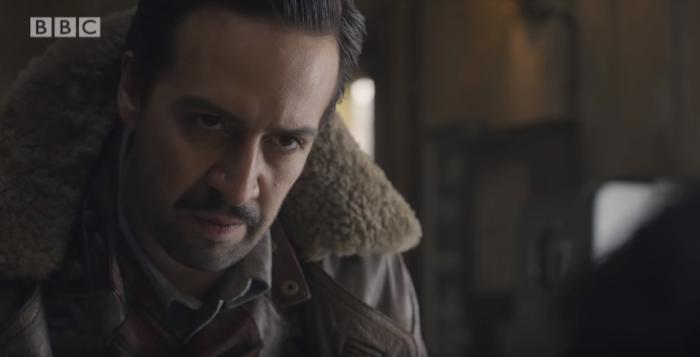 Lin Manuel Miranda His Dark Materials
