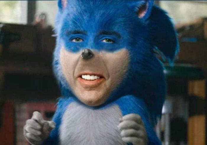 The Best Thing About The New Sonic The Hedgehog Movie Are The Memes It S Spawned