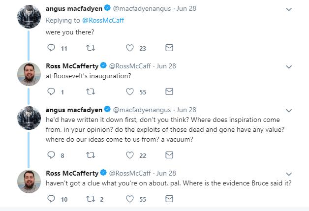 Angus Macfadyen Twitter