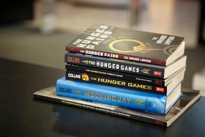 Hunger Games Books Getty Images.jpg