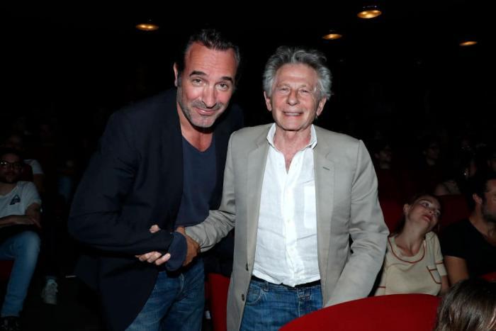 Roman Polanski Jean Dujardin Getty.jpg