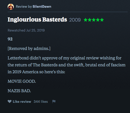 Sient Dawn updated Inglourious Basterds review.png