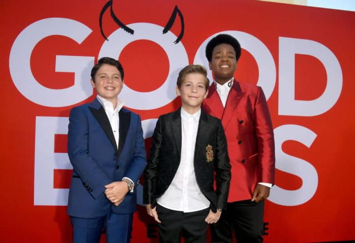 Good Boys Premiere Getty.jpg