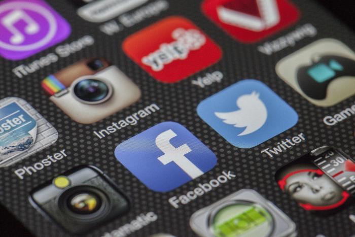 Twitter Phone Icons Pixabay