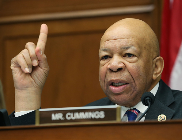 The Nation Mourns the Passing of Rep. Elijah Cummings