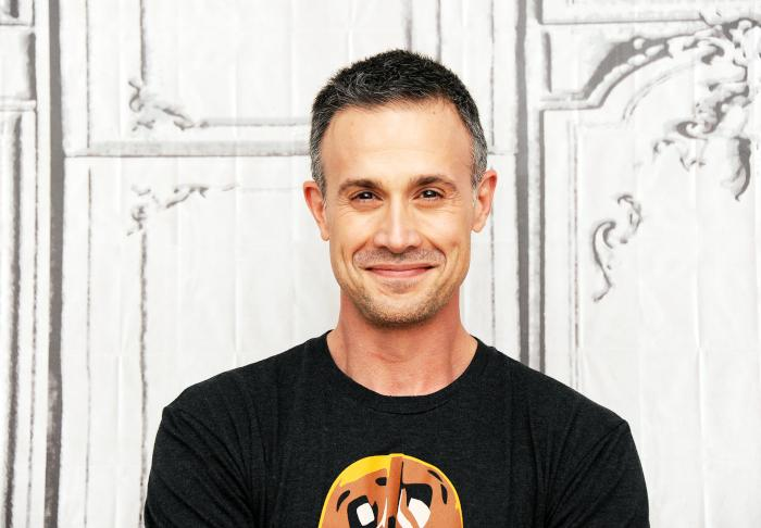 The Force Is Strong With...Freddie Prinze Jr.?