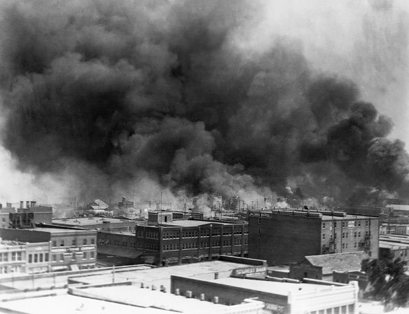 'Watchmen' and The 1921 Tulsa Race Massacre that No One Remembers