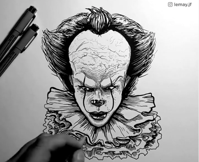 Jf Lemay-IT-Pennywise.png