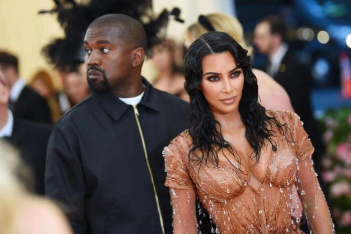 Kanye, Stop Telling Your Wife How To Dress