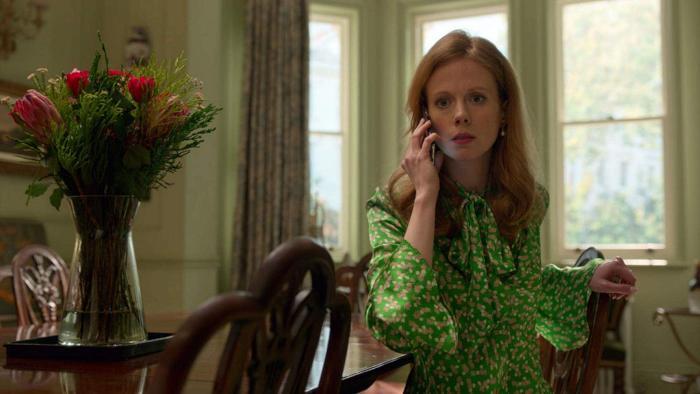 Four-weddings-gemma-green-blouse.jpg