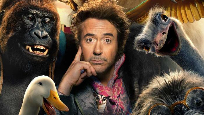 The Robert Downey Jr. 'Dolittle' Movie Looks Awful and Production Sounds Like It Was Hell