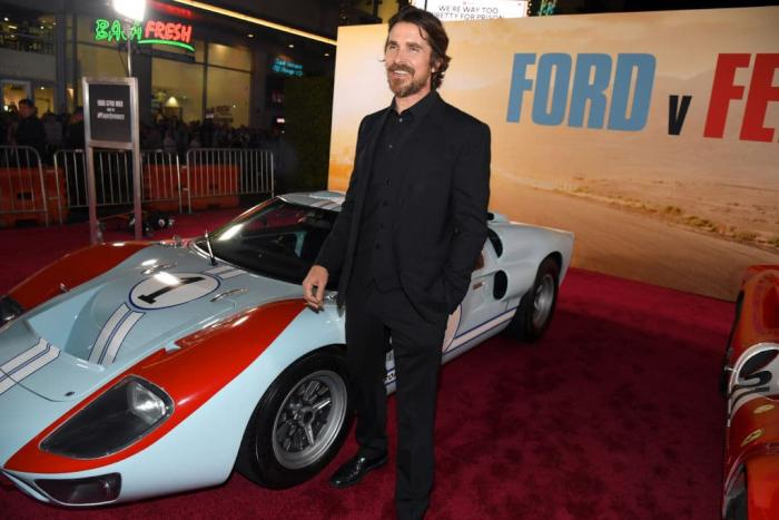 The Method of Christian Bale and The Joy of Watching Him Be 'Normal'
