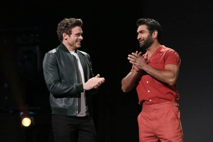 Kumail Nanjiani Richard Madden Getty.jpg