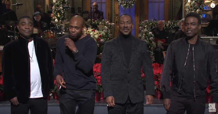 Eddie Murphy Closes Out the 2010s with One of the Best 'SNL' Episodes of the Decade
