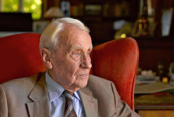Remembering Christopher Tolkien (1924-2020)