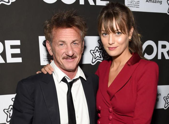 Sean Penn's Girlfriend Is Half His Age and Also the Daughter of Kingpin